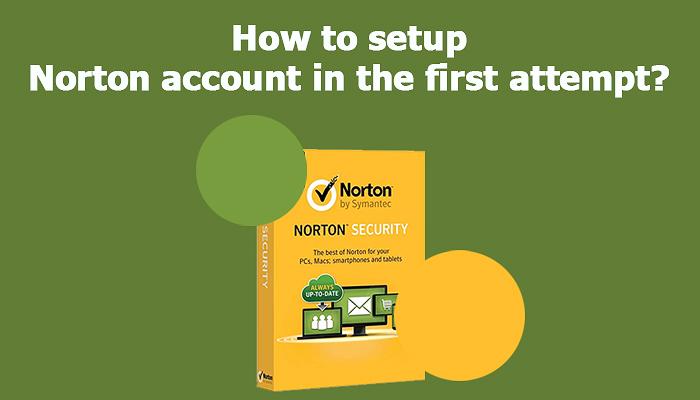 Norton login