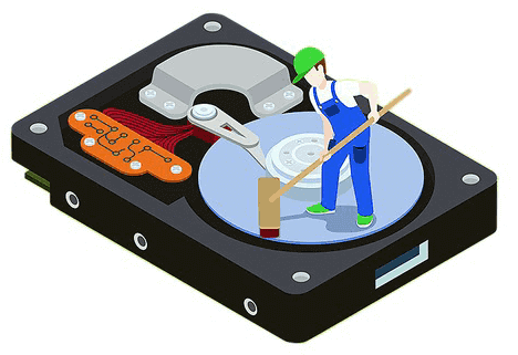 How To Wipe a Hard Drive From the Computer